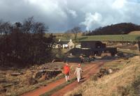 Tannoch Cottage, Glenhove (1958) © Douglas Campbell
